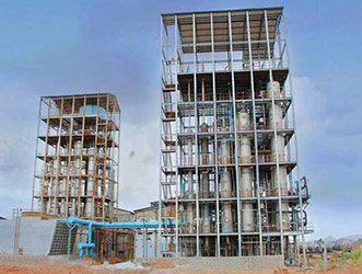 Grain Based Distillation Plant (Rectified or ENA Plant)