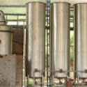 Rosin & Turpentine Distillation Plant